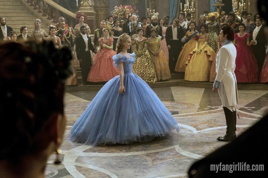 Cinderella 2015 royal ball