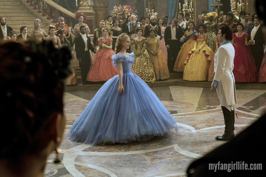 Cinderella 2015 royal ball