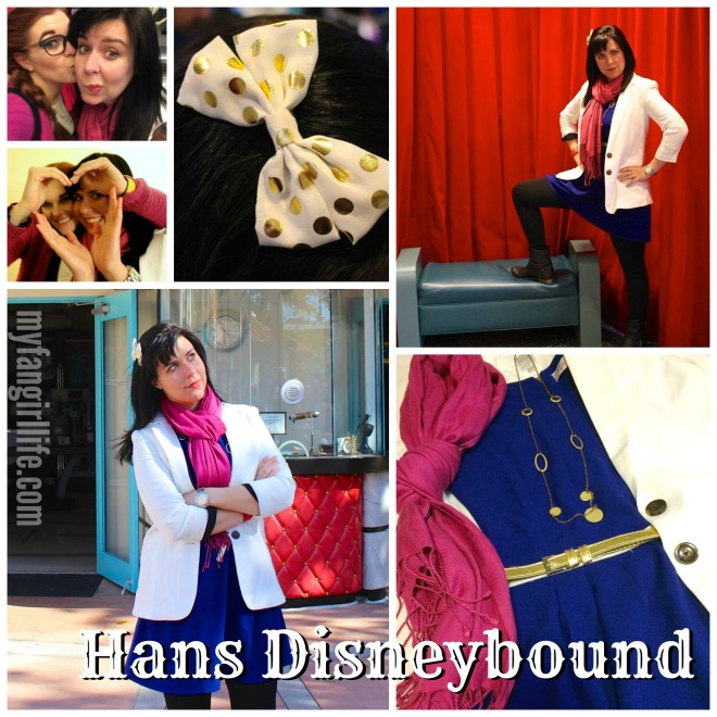 Frozen Hans Disneybound Outfit