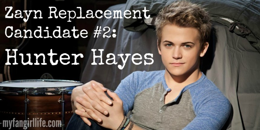 1D Zayn Replacement Candidate 2 - Hunter Hayes