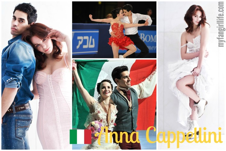 Hottest Figure Skaters Anna Cappellini
