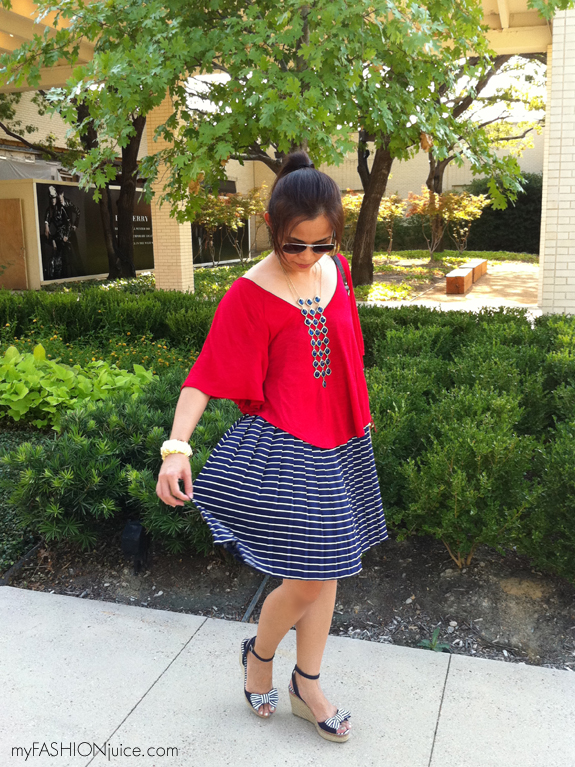 care free outfit {Weekly Wear} Carefree, Northpark Dallas and a Clutch Party