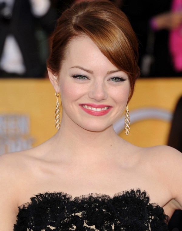 Celebrities SAG Awards Tiffany1 {Celebs} at the SAG Awards Sparkle in Tiffany Jewelry