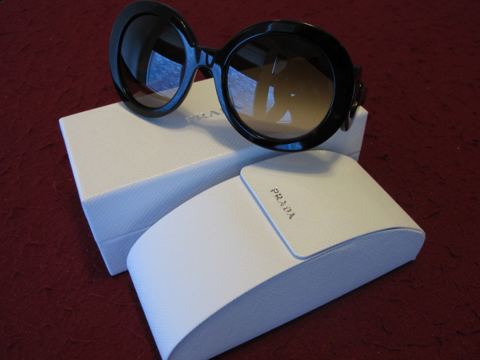 Prada Baroque Sunglasses4 {Eyewear} Make Em Round