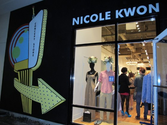 NicoleKwonGrandOpening {Events} Nicole Kwon Grand Opening Party