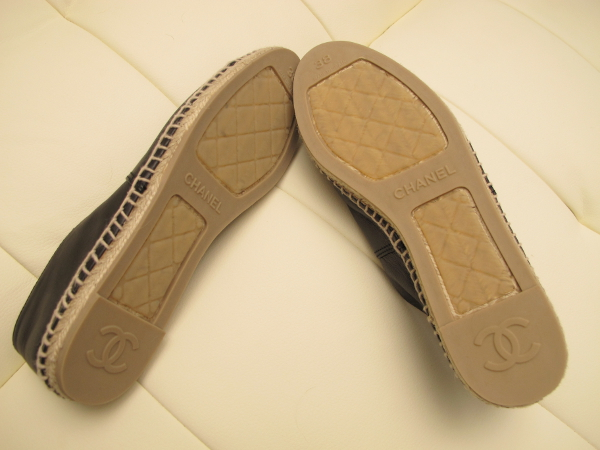 Chanel Summer Espadrilles6 Chanel Espadrilles: Shoes of the Summer
