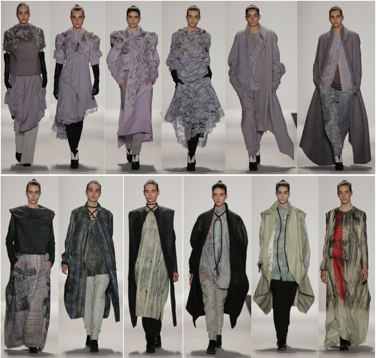 AAU FW2014 NYFW7 Academy of Art University Fall 2014 Mercedes Benz Fashion Week #NYFW