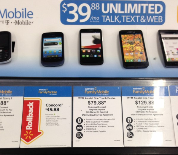 Walmart FamilyMobile MaxYourTax shop2 Gifted Myself with Lowest Priced Unlimited Plans