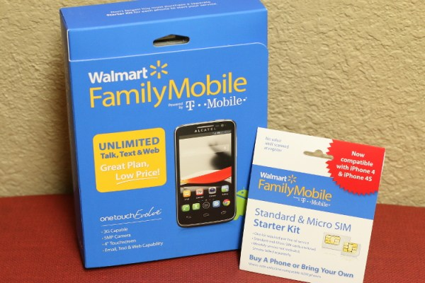 Walmart FamilyMobile MaxYourTax shop3 Gifted Myself with Lowest Priced Unlimited Plans