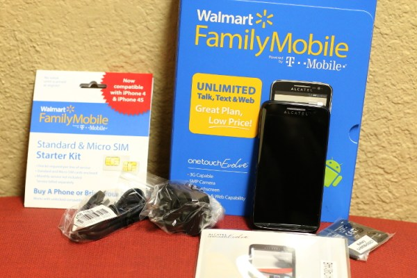 Walmart FamilyMobile MaxYourTax shop5 Gifted Myself with Lowest Priced Unlimited Plans