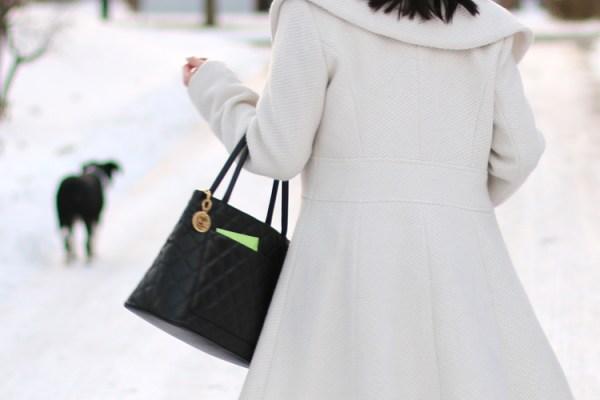 Winter White Coat7 Winter White Coat from Jessica Simpson