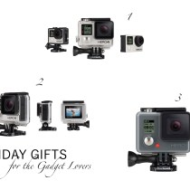 Hero, GoPro, action cameras, gadgets, video, camcorder, Best Buy, Holiday Gift guide