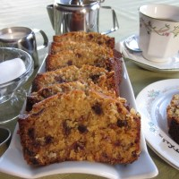 Date and Coconut Loaf