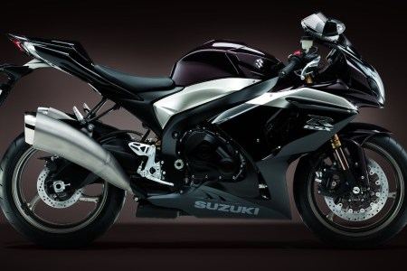 black racing bike sideview 4451