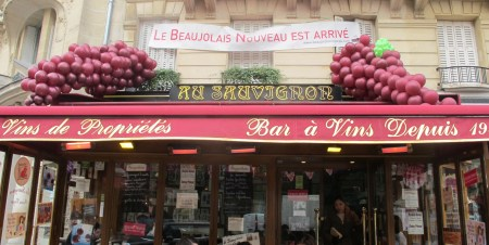 Beaujolais Nouveau Day is always a time of celebration