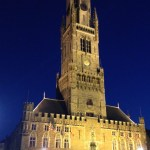 Bruges-Belfry-at-night