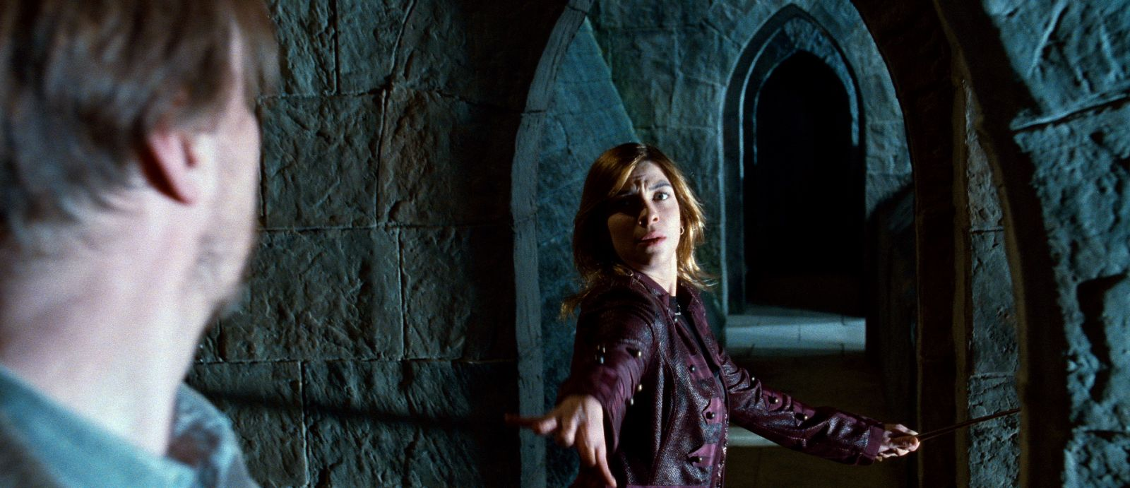 Mind Lupin S Son S Name Tonks Lupin Until Very End 2010 Harry Potter Deathly Hallows P2 011 Tonks houzz-02 Tonks And Lupin