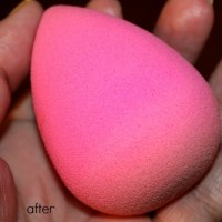 How To Quickly & Easily Clean A BeautyBlender Makeup Sponge