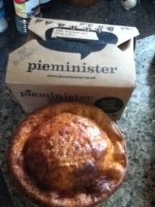 Matador Pie from Pieminister