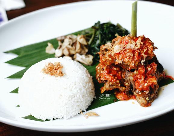 New Spot Singaporean And Peranakan Buffet Lunch At