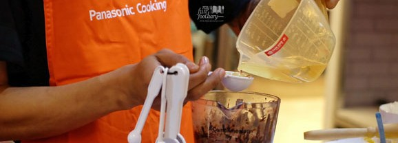 [NEW POST] Top 10 Finalist Panasonic Cooking Competition at Atrium MKG5, Kelapa Gading