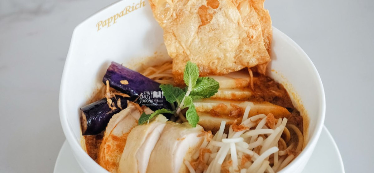 [NEW] PappaRich PIK - The Malaysian Delights Now In Jakarta