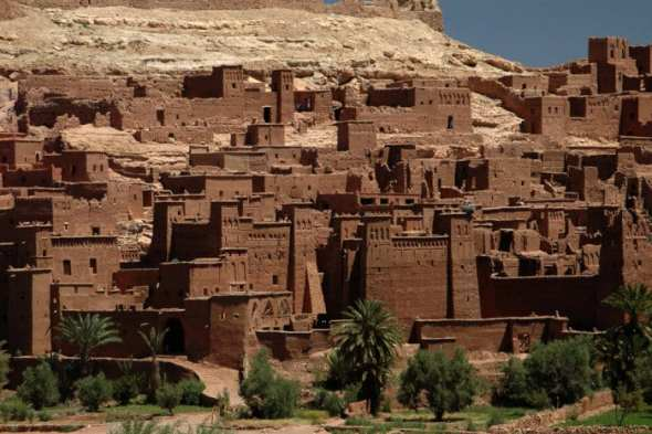 Aït-Benhaddou travel