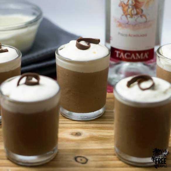 Pisco Chocolate Mousse