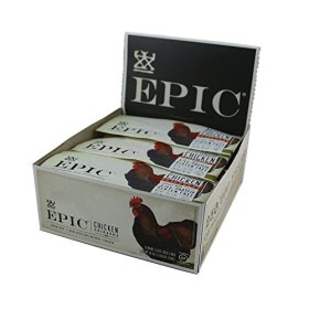 Epic All Natural Meat Bar, 100% Natural, Chicken Sriracha, 1.5 ounce, 12 Count
