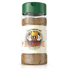 #1 Best-Selling 5oz. Flavor God Seasonings (Garlic Lovers Seasoning, 1 Bottle)