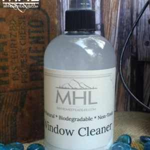 Cool Lavender Streak-Free Window Cleaner by My Homestead Life