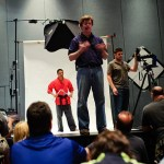 Photoshop World Orlando: Joe McNally's Big Light from Small Flashes