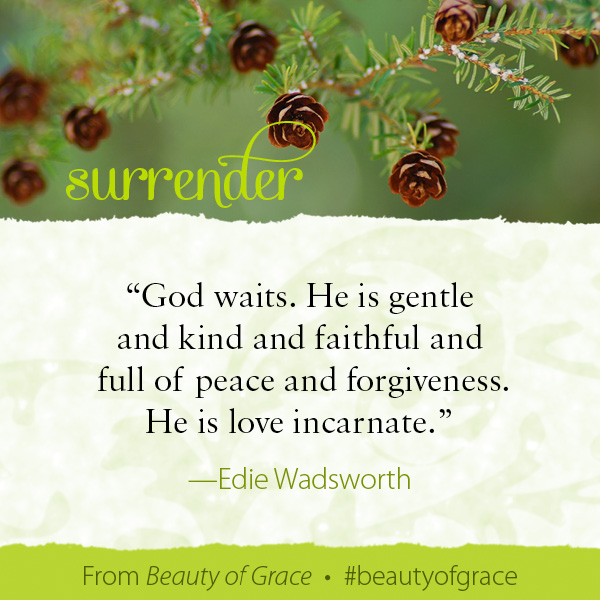 Edie Wadsworth The Beauty of Grace #beautyofgrace