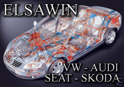 ElsaWin 5.30 Plus FULL PACK VW 01.2016 - SEAT 01.2015 - SKODA 03.2012 - AUDI.02.2016