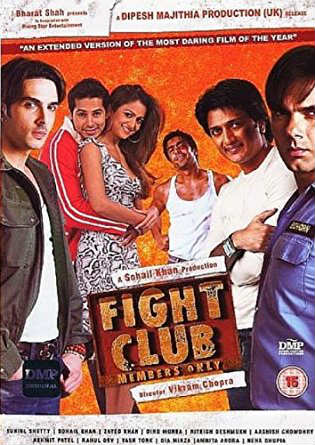 Fight Club 2006 HDTV 280MB Full Hindi Movie Download 480p Watch Online Free Worldfree4u 9xmovies