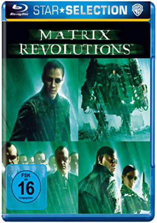 The Matrix 3 Revolutions 2003 BluRay 400MB Hindi Dual Audio 480p Watch Online Full Movie Download Worldfree4u 9xmovies