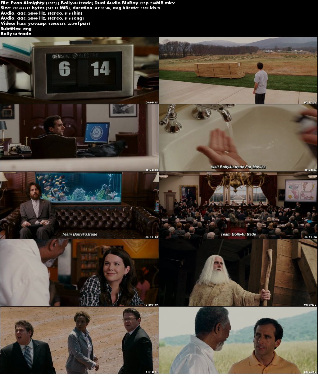 evan almighty full movie download 480p