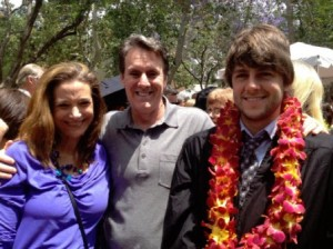 Chase Shaw graduation