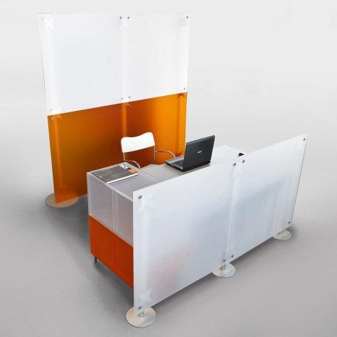 .amazon by Vitacarry parete divisoria per negozzi uffici reception ecc