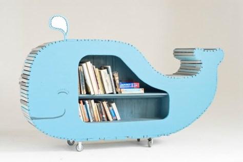balena libreria-balena del designer ilustratore e fotografo justin southey di Cape Town