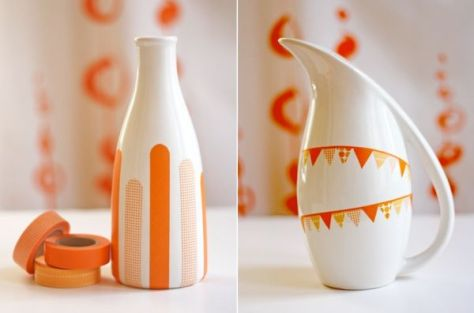 complementi vases-washi-tape
