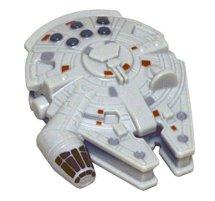 .amazon apribottiglia design Joy Toy Star Wars 217070 - Millennium Falcon come Apribottiglia con Calamite