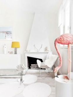 fenix scandinavian style con flamingo!