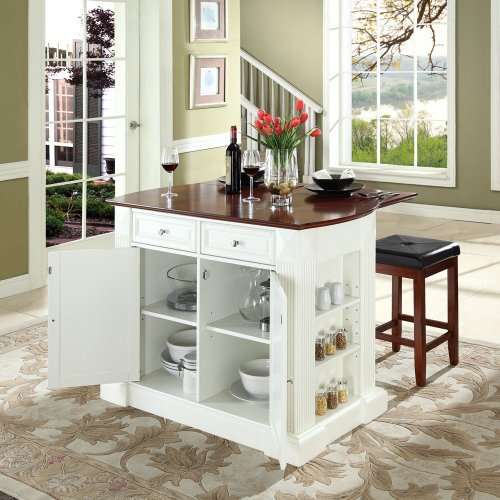 Medium Of Simple Kitchen Island With Seating