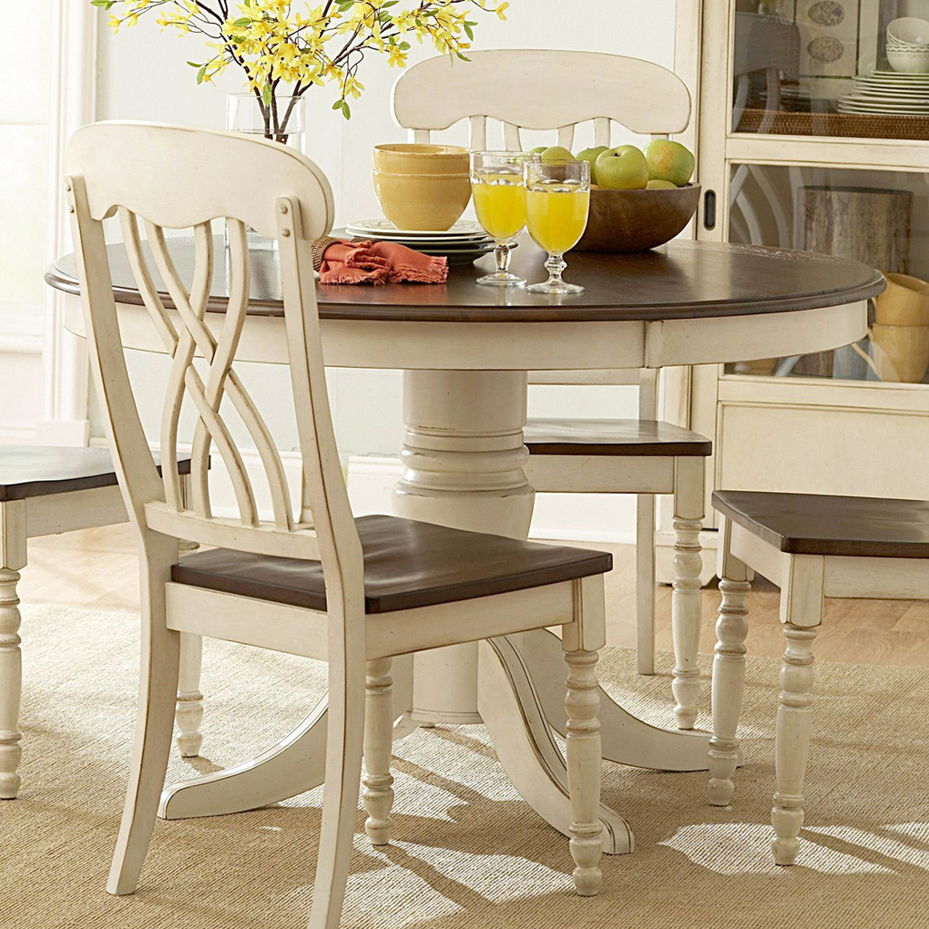 contemporary kitchen table french country kitchen table round kitchen table photo 1