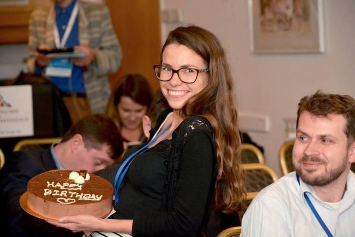(фото з першого українсько-ізраїльського форуму підприємців, організованого Israeli-Ukrainian Alliance, зокрема Ольгою Столярчук)