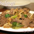 Marinated Beef (Bulgogi) - Natural Sauce Version 1 on the magazine