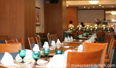 Lunch Buffet at Milky Way10