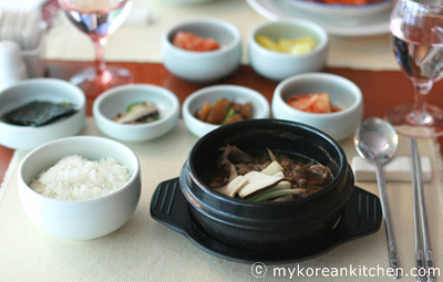 Incheon Airport Restaurant - Martina1