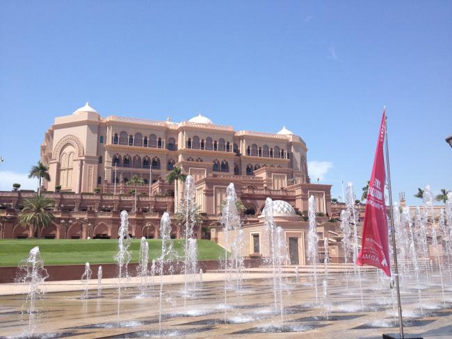 Emirates Hotel, Abu Dhabi